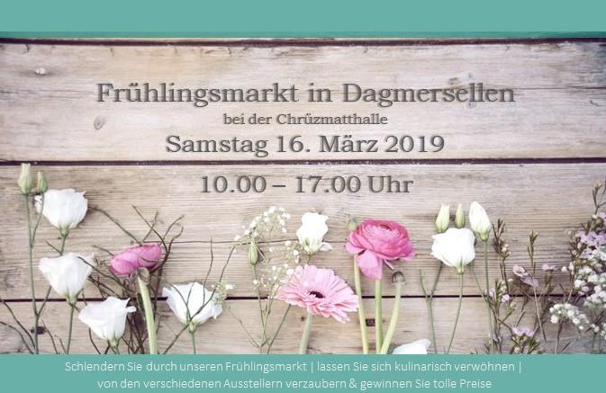 Frühlingsmarkt 2019