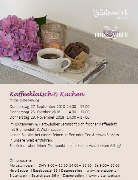 Kaffeklatsch&Kuchen