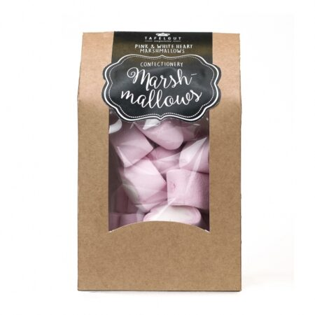 "MARSHMALLOWS ""PINK&WHITE HEART"