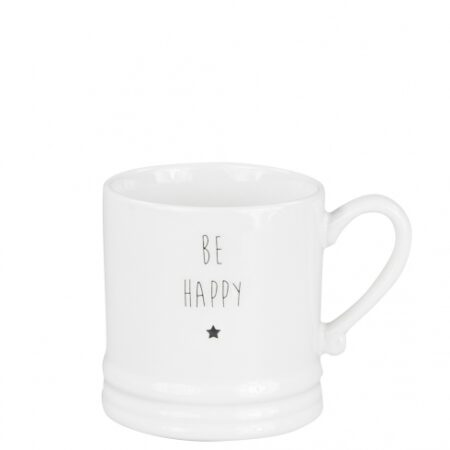 Bastion Collections Tasse small be happy