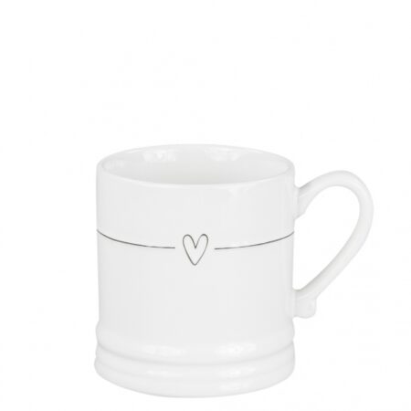 Bastion Collections Tasse small mit Herz