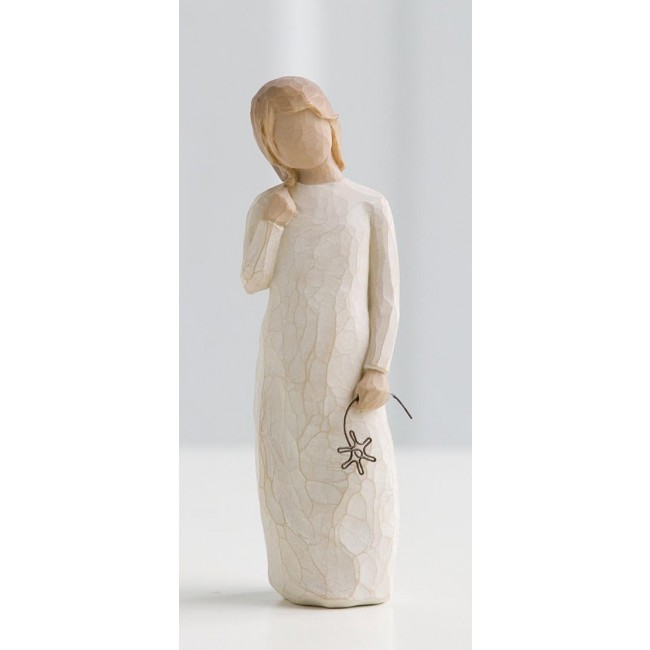 "Willow Tree Figur ""Erinnern"""