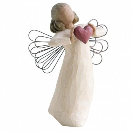 "Willow Tree Figur ""Engel mit Liebe"""