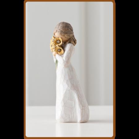 "Willow Tree Figur ""Herzliche Umarmung"""