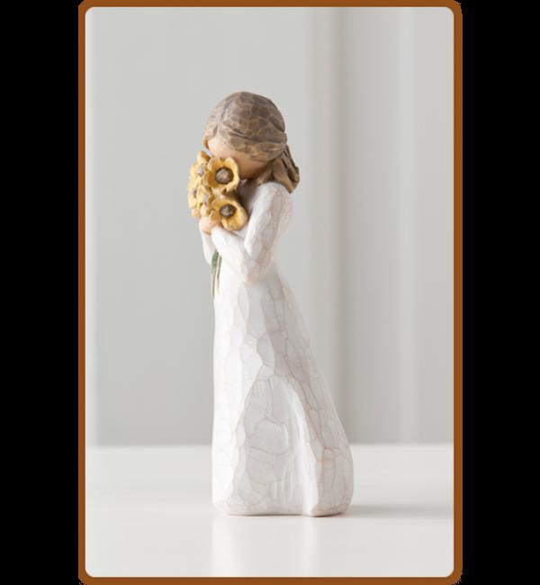 "Willow Tree Figur ""Herzliche Umarmung"" 27250"