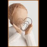 """Willow Tree Figur """"Viel Liebe"""""""