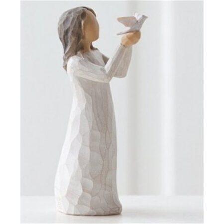 """Willow Tree Figur """"Zeit zum Reflektieren"""""""