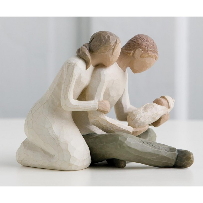 "Willow Tree Figur ""Neues Leben"" 26029"