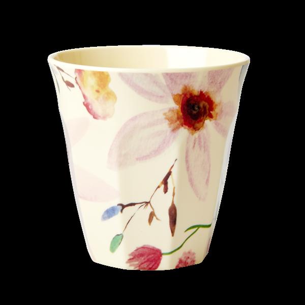Melamine Cup – Selmas Flower Print –