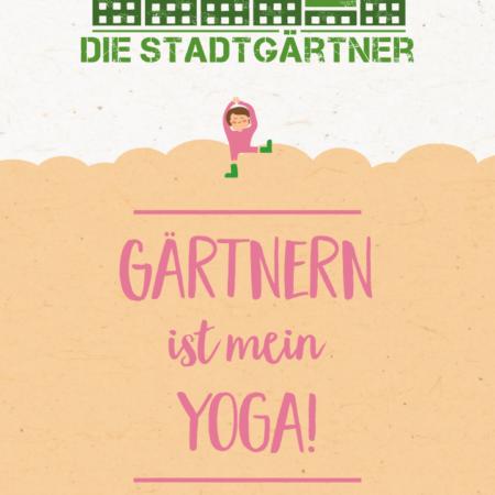 DieStadtgaertner Yoga