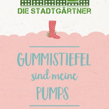 DieStadtgaertner Gummistiefel