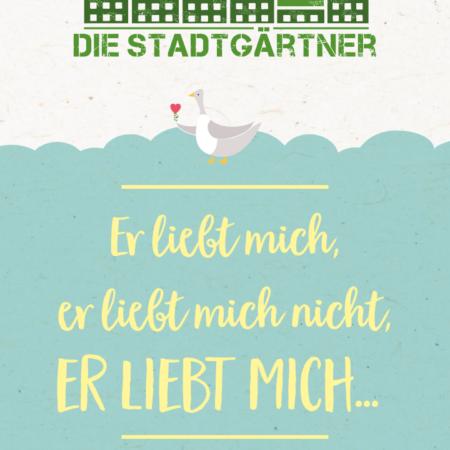 DieStadtgaertner ErLiebtMich