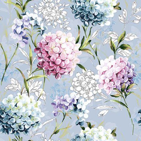 Serviette HORANA BLUE 13314271