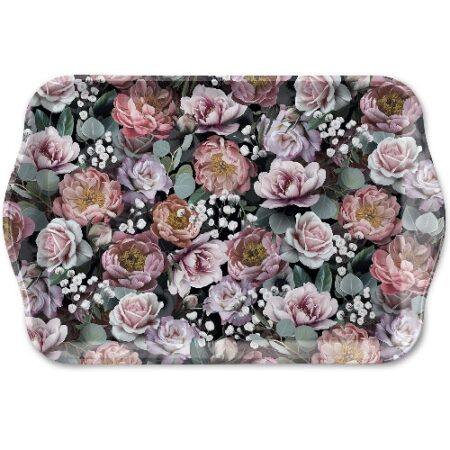 Tablett Vintage Flowers 13713900