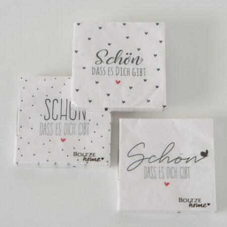 Serviette Schön 2002340
