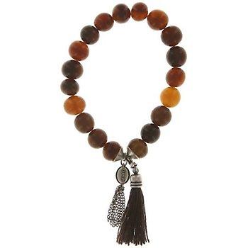 KONPLOTT Buddha bracelet braun 5450543349244