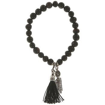 KONPLOTT Buddha bracelet schwarz 5450543349206