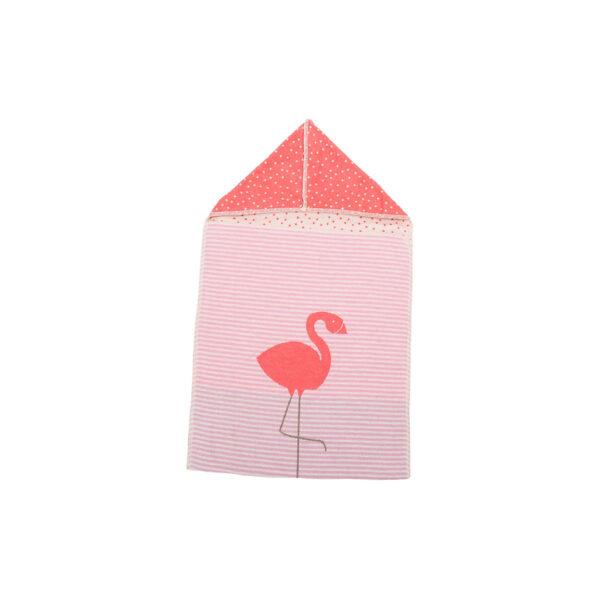 David Fussenegger Puckdecke Flamingo