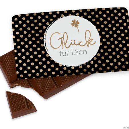 Schokolade Glück für Dich 404502