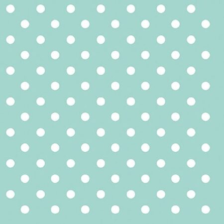 Serviette Dots Aqua 13308135