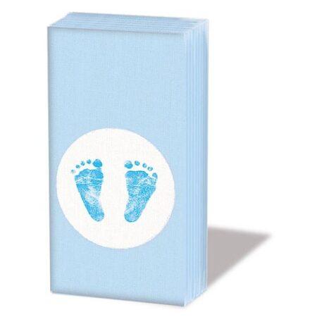 Taschentücher Baby Steps Boy 12209420