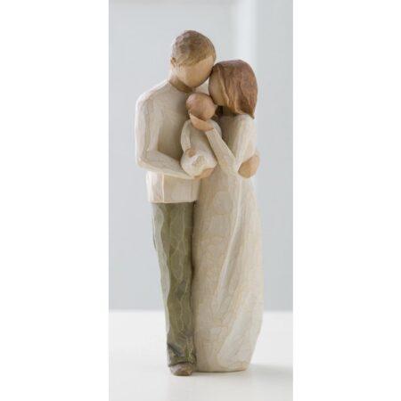 """Willow Tree Figur """"Unser Geschenk"""""""