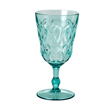rice ACRYL WINE GLASS