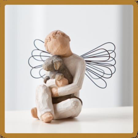 Willow Tree Figur (Engel) Trost spenden