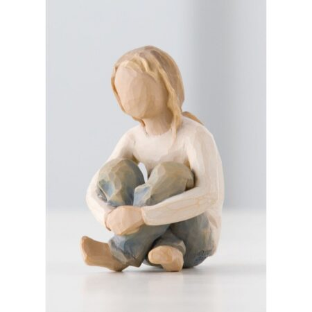 "Willow Tree Figur ""Beherzigtes Kind"""