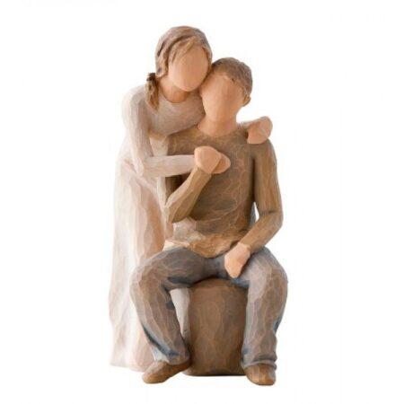 """Willow Tree Figur """"Du und Ich"""