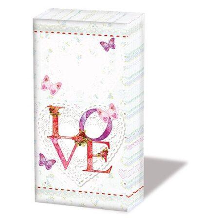 Taschentücher Lovely 12211385