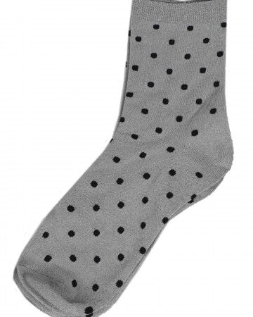 Socken Lurex Dreams grau