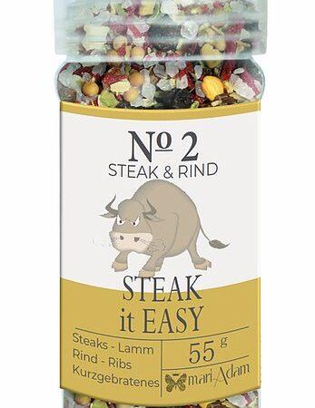 mariAdam No2 Steak it Easy