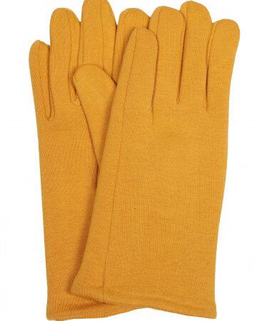 Handschuhe Madame gelb