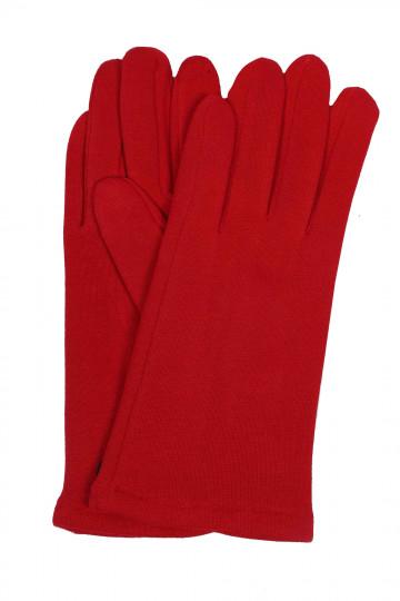 Handschuhe Madame rot