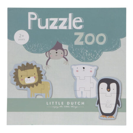 Puzzles Animals LD4443