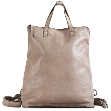bull&hunt Shopper backpack stone