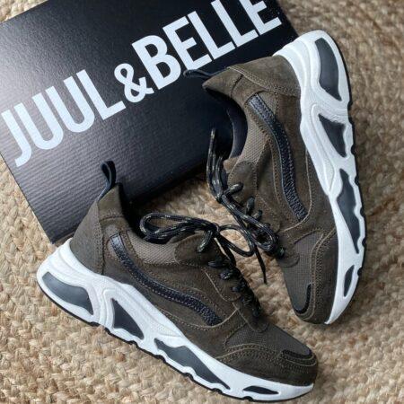 Sneaker Juul&Belle grün
