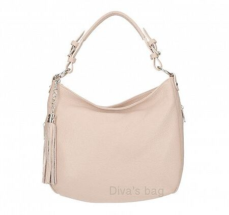 Ledertasche Carlotta -Powder Pink