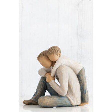 """Willow Tree Figur """"Mit Sympathie"""""""