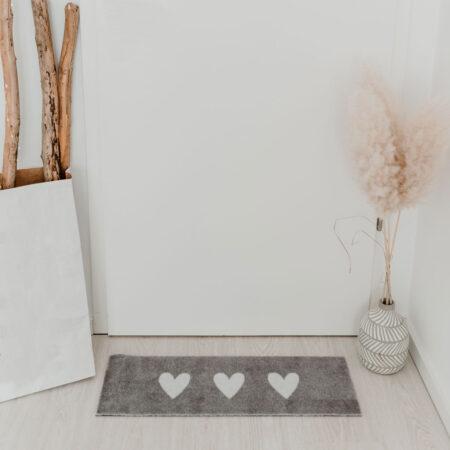 Fußmatte Kleine Herzen