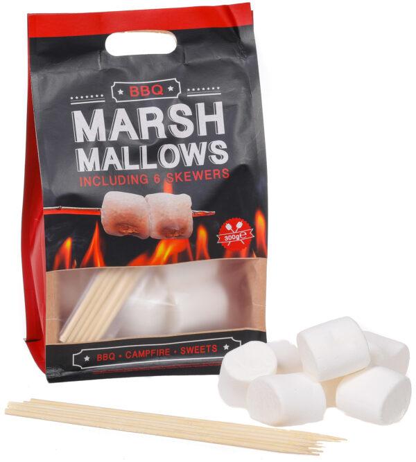 Marshmallows Grillsack