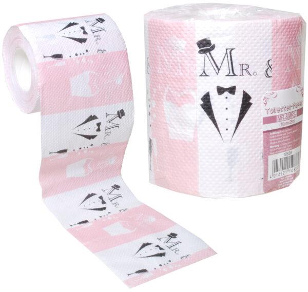 WC-Papier Mr &Mrs10638